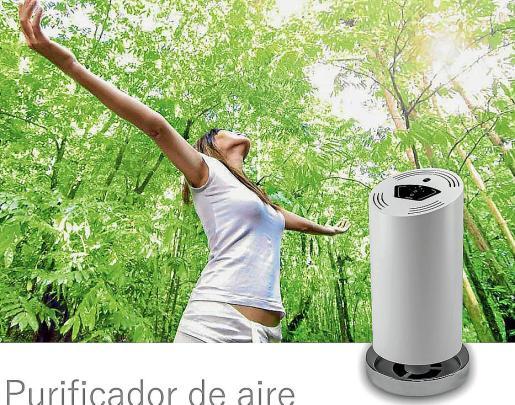 Skyled, aire limpio y saludable en tu hogar o negocio, y en pocos minutos.