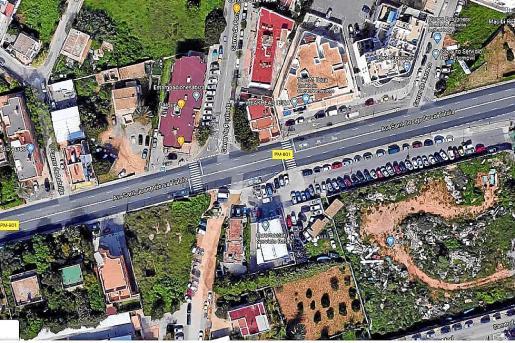 Se mejorarán los accesos a la avenida Sant Josep desde las calles Font i Quer y la estación de servicio Isla.