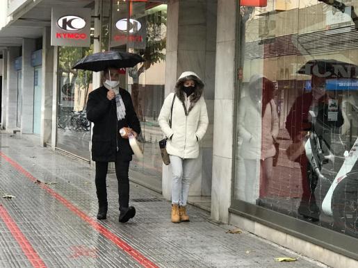 Alerta por frío en Ibiza y Formentera.
