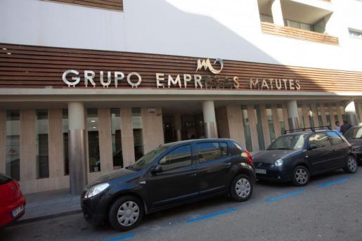 Sede del Grupo Empresas Matutes.