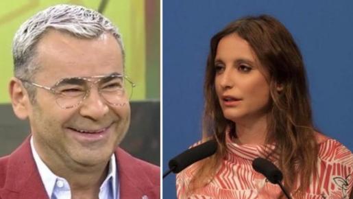 Jorge Javier Vázquez preguntara en tono de broma a Ignacio Aguado si Isabel Díaz Ayuso «es así o se lo hace».