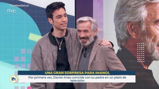 «Mi padre no es de echar broncas, es de echar pullitas, sobre todo cuando suspendí inglés», reveló Daniel Arias.