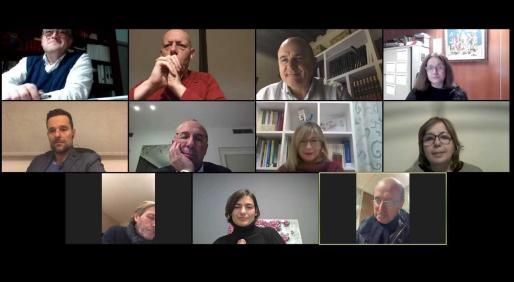 El pasado día 13 hubo una reunión telemática de los miembros del Consell Assessor del Dret Foral d'Eivissa i Formentera para tratar el tema.