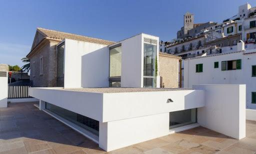 Museo de Arte Contemporáneo de Eivissa.