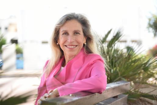 Carmen Ferrer, alcaldesa de Santa Eulària.