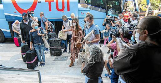 El 15 de junio de 2020 se inició en Mallorca el plan piloto para traer turistas alemanes. Govern y Gobierno central acordaron con el sector hotelero y turístico toda una serie de protocolos sanitarios para convertir a Mallorca en un destino seguro.
