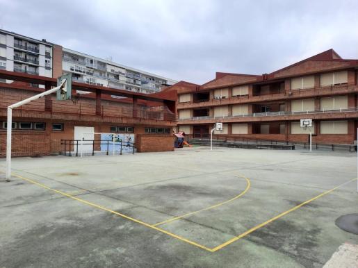 Un colegio de Bilbao.