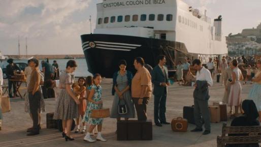 Imagen de una de las escenas de la película.