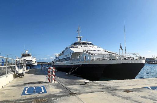 El cierre perimetral de Formentera ha sido una de las últimas medidas adoptadas.