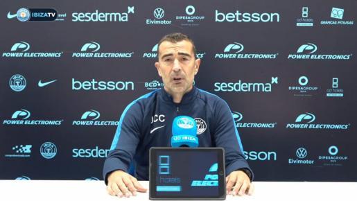 Juan Carlos Carcedo, en una imagen de archivo.