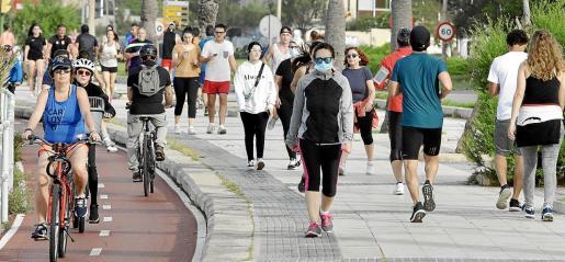 Baleares sigue siendo la comunidad autónoma con un mayor aumento relativo de la población.