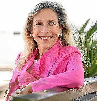 La alcaldesa Carmen Ferrer.