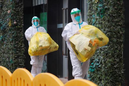 Las autoridades han llevado a cabo este tipo de controles en varias zonas de la capital, donde desde diciembre se han detectado «grupos epidémicos».
