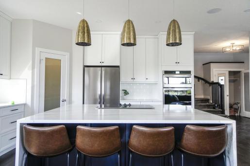 El espacio abierto es una de las grandes tendencias de las cocinas, en cuanto a la superficie que ocupan en el inmueble.