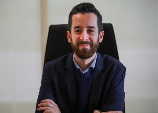 Javier Torres, en una imagen de archivo.