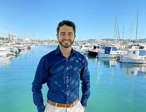 Álvaro Muñoz Bayo asume la presidencia de Ocio de Ibiza.