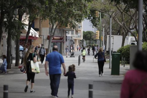 El número de desempleados actualmente en Baleares es 83.341 personas.