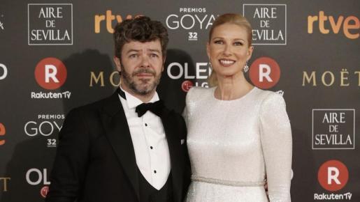 Anne Igartiburu y su marido, Pablo Heras-Casado, viven separados por una grave crisis matrimonial.