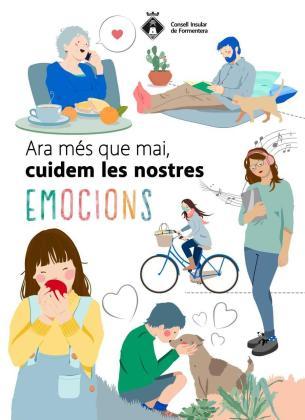 'Ara més que mai, cuidem les nostres emocions', mensajes positivos para formenterenses.