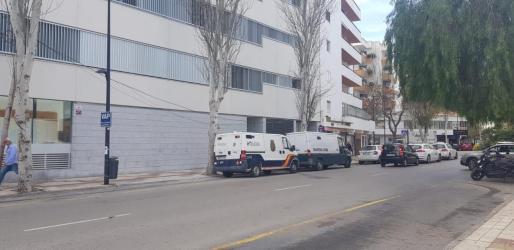 Imagen de archivo de los juzgados de Ibiza.