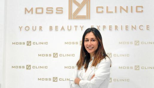La doctora Moshgan Mahrami abrió Moss Clinic en 2019 en Eivissa.
