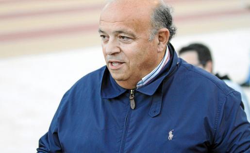 Toni Roig, en las instalaciones de atletismo de Can Misses.