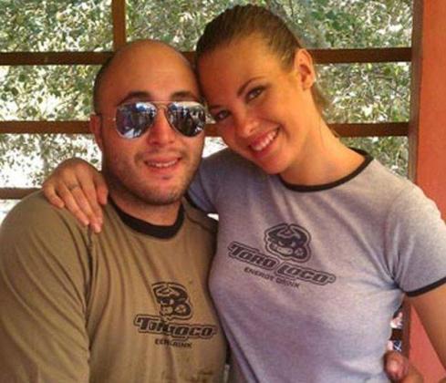 Kiko Rivera y Jessica Bueno, en una imagen de archivo.