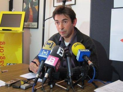 El director general d'Agricultura, Gabriel Torrens.
