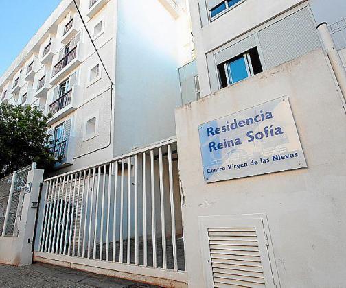 La Residencia Reina Sofía.
