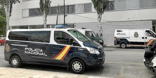La Policía Nacional ha puesto a disposición judicial al detenido por dos robos con fuerza en Vila.