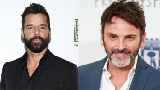 El actor se ha teñido el pelo para un nuevo proyecto de cine, y el cantante se ha cambiado la barba.