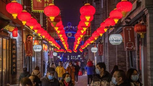 Este viernes 12 de febrero, China celebra su Año Nuevo Lunar.