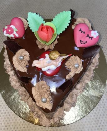 Deliciosas tartas por encargo.