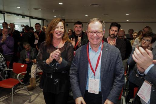 Una imagen del cuarto congreso de la FSE-PSOE.