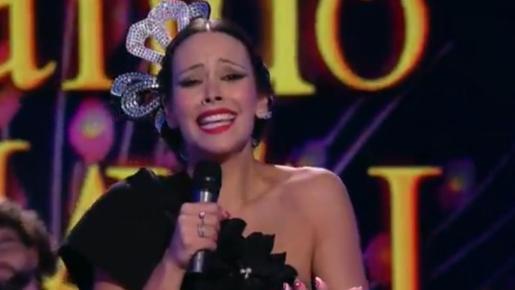 En el programa 'Zapeando' ha interpretado 'Mi pequeño del alma' junto a Miki Nadal disfrazado de Kiko Rivera.