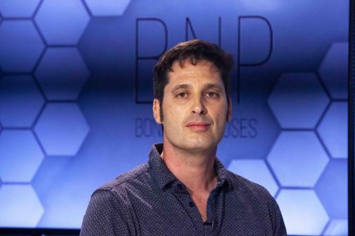 David Fernández de Simebal.