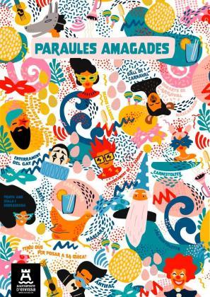 Vila lanza un juego para dar a conocer palabras ibicencas relacionadas con Carnaval.