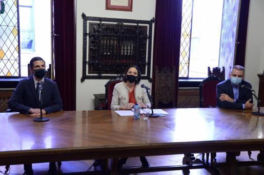 Reyes Maroto visita Alcalá de Henares - AYUNTAMIENTO DE ALCALÁ DE HENARES