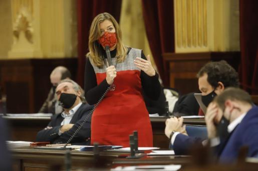 La consellera de Salut, Patricia Gómez, en una imagen de archivo.