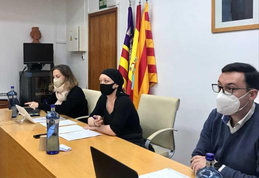 Imagen del Consell d'Entitats que se celebró este pasado lunes.