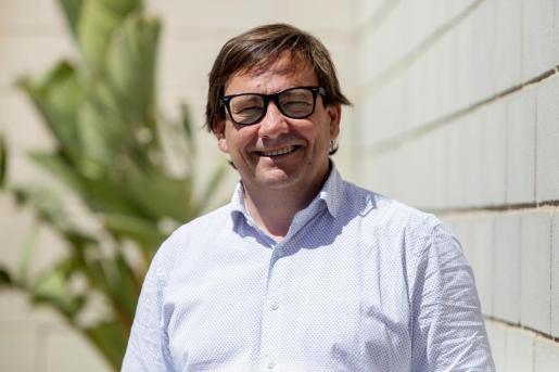 Javier Marí, en una imagen de archivo.