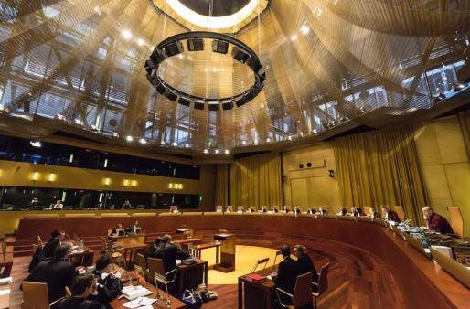 El Tribunal de Justicia de la Unión Europea (TUE).