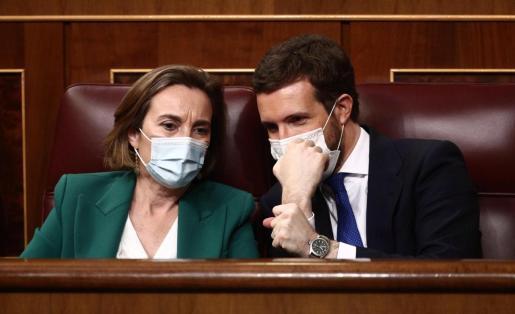 """El PP urge a Sánchez a cesar a Iglesias por """"alentar"""" Podemos los altercados por Hasel y pide a la Fiscalía actuar."""