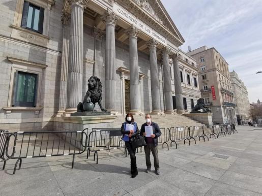 La PDLI registra en el Congreso el manifiesto en defensa de la libertad de expresión tras el caso de Pablo Hasél - PDLI