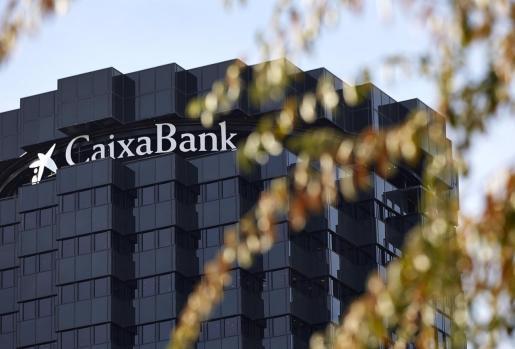 La asede de Caixabank en Barcelona