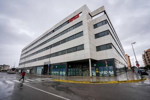 Edificio Cetis.