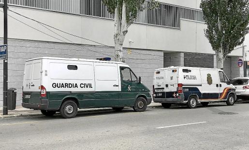El detenido fue puesto a disposición judicial para responder por un delito contra la salud pública.