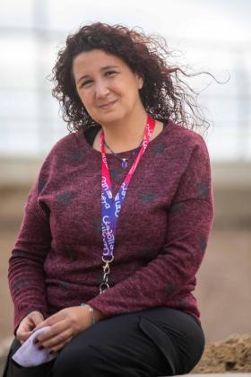 Vanessa Costa cuenta su experiencia con el SEPE.