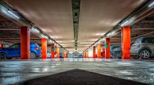 El precio de los garajes en Baleares baja un 13% durante los últimos cinco años.