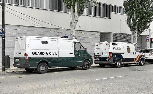 Los dos acusados fueron detenidos por la Guardia Civil.